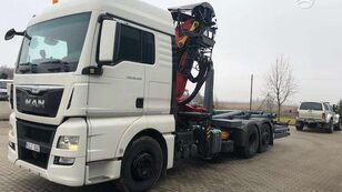 MAN 26.400, hooklift trucks hook lift truck