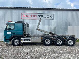 VOLVO FM370, 8x4 MULTILIFT hook lift truck