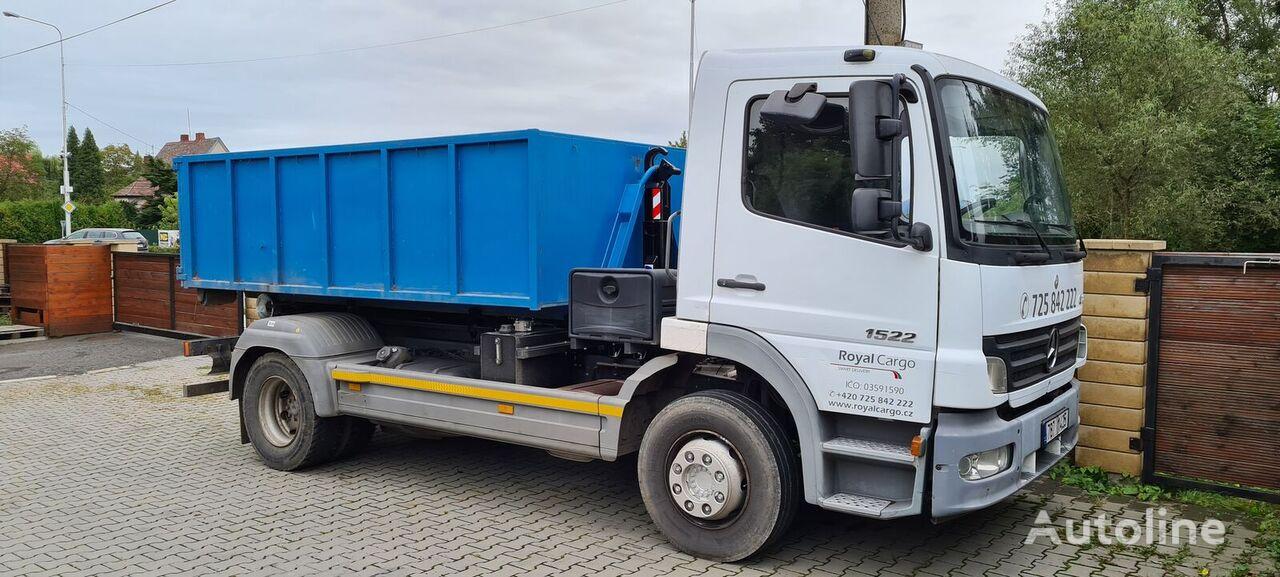 MERCEDES-BENZ Atego 1522 hook lift truck