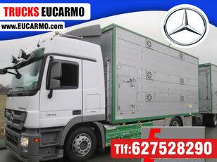 MERCEDES-BENZ ACTROS 25 44 livestock truck