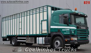 SCANIA 124G 420 livestock truck