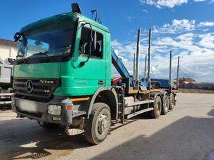 MERCEDES-BENZ 3351AK 8X6 platform truck