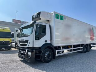 IVECO Stralis 330 Stralis 260SY33 Carrier -20° refrigerated truck
