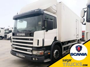 SCANIA P94.260 refrigerated truck