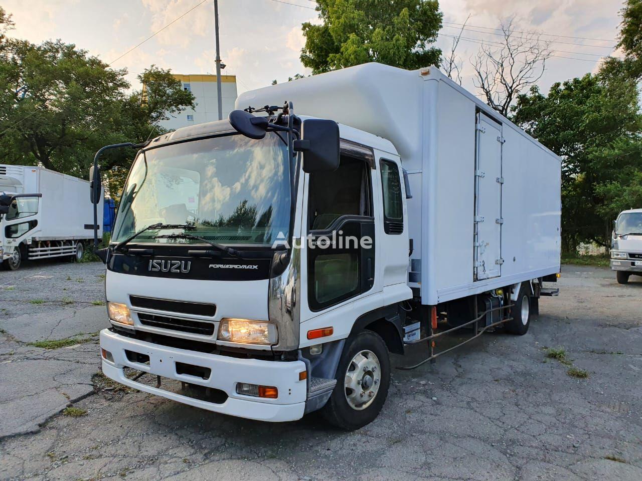 ISUZU Forward refrigerated truck