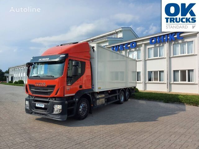 IVECO AT260S46 Y/FP CM  refrigerated truck