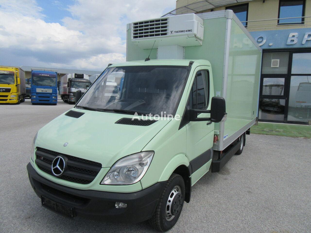 MERCEDES-BENZ 519 CDI / EURO 5 refrigerated truck