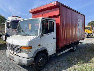MERCEDES-BENZ 814D tilt truck