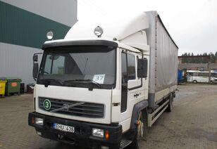 VOLVO FL6 tilt truck