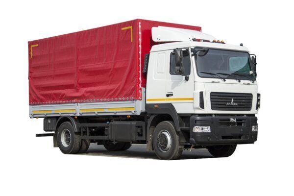new MAZ 5340C3-520-000 tilt truck