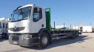 RENAULT Premium 380 DXI timber truck