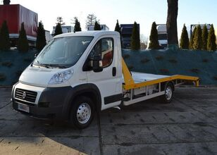 FIAT FIATDUCATOLAWETA, POMOC DROGOWA, SALON PL [ 8283 ] tow truck