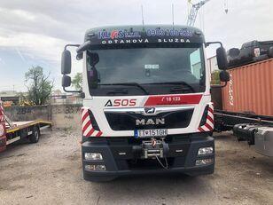 new MAN TGM 18.340 tow truck