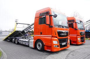 MAN TGX 26.440 XXL , E6 , 6X2 , NEW BODY 7,5m , hydraulic , 2x winch tow truck
