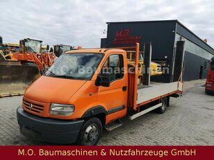 RENAULT Mascott 130 DCI  / Schlepper / Rampen /  / tow truck